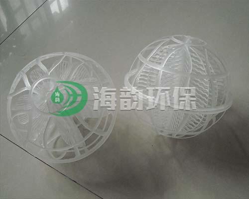 多孔球型、悬浮生物填料